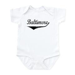 Baltimore Infant Bodysuit