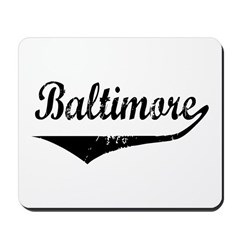 Baltimore Mousepad