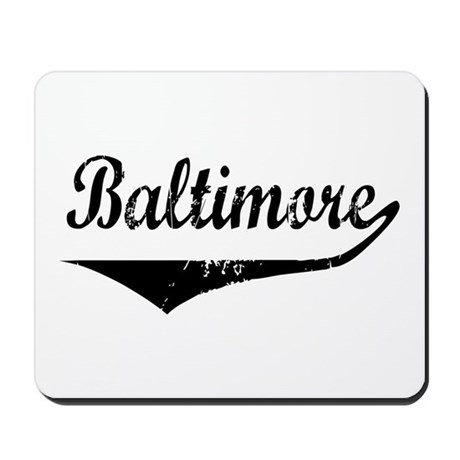 Baltimore Mousepad