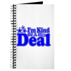 I'm Kind of a Big Deal Journal