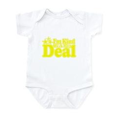 I'm Kind of a Big Deal Infant Bodysuit