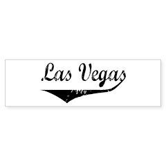 Las Vegas Bumper Bumper Sticker