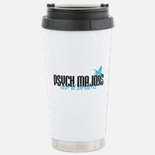Psych Majors Do It Better! Travel Mug
