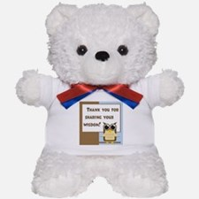 Teacher Appreciation Cards & Teddy Bear