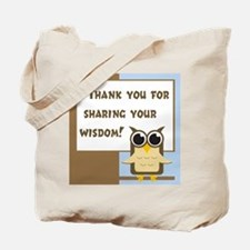 Teacher Appreciation Cards & Tote Bag