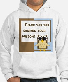 Teacher Appreciation Cards & Hoodie