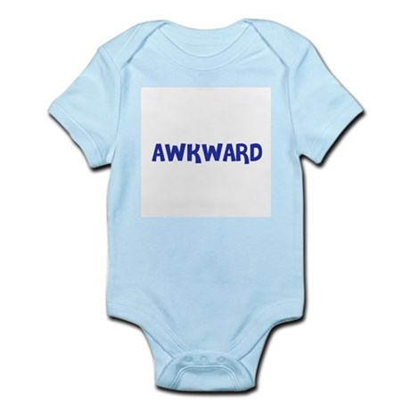 Awkward Infant Creeper