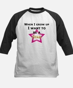 Grow Up to be a Star Tee
