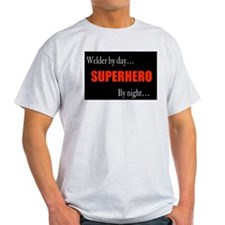 Superhero Welder T-Shirt