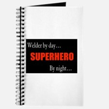 Superhero Welder Journal
