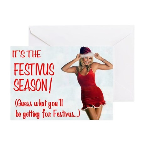 It's the Festivus Season Cards (10 pk)
