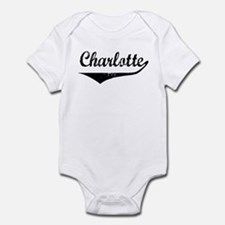 Charlotte Infant Bodysuit