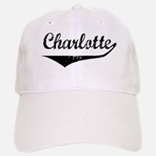 Charlotte Baseball Baseball Cap