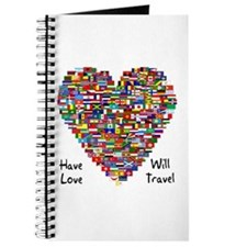 Have Love, Will Travel Journal
