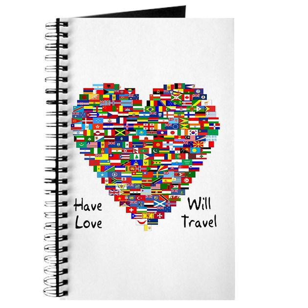 have love will travel journal by oddtraveler. Black Bedroom Furniture Sets. Home Design Ideas