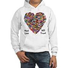 Have Love, Will Travel Hoodie