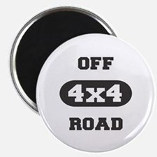 "4x4 Off Road 2.25"" Magnet (100 pack)"