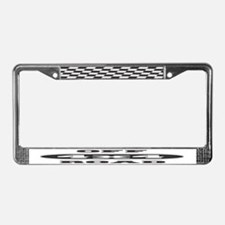 4x4 Off Road License Plate Frame