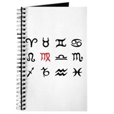 Zodiac Signs Virgo Journal