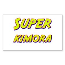 Super kimora Rectangle Decal