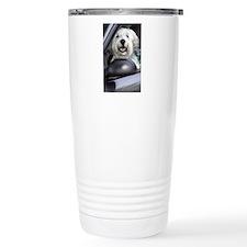 DRIVER DOG Travel Mug