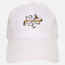 Banjo Scroll Baseball Baseball Cap