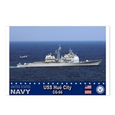 USS Hue / Hué City CG-66 Postcards (Package of 8)