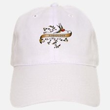 Audiology Scroll Baseball Baseball Cap