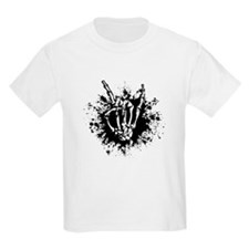 Rock in Bone Splat T-Shirt