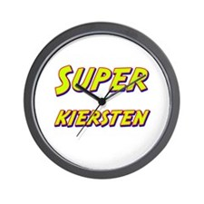 Super kiersten Wall Clock