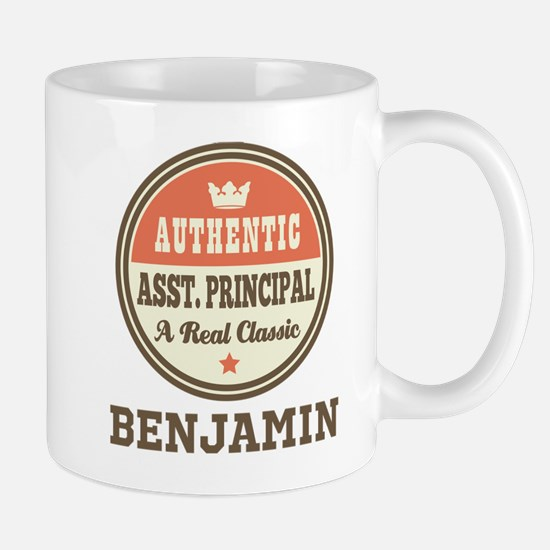 Personalized Assistant Principal Gift Mugs