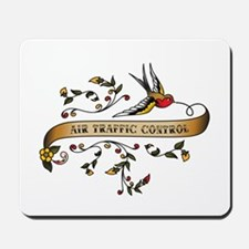 Air Traffic Control Scroll Mousepad