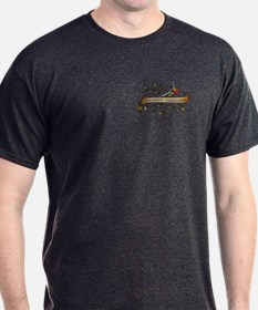 Aerospace Engineering Scroll T-Shirt