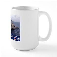 USS Lake Champlain CG-57 Mug