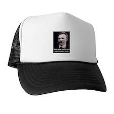 NEITZSCHE QUOTE Trucker Hat