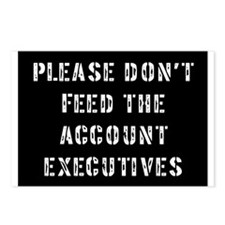 Account Executive Postcards (Package of 8)