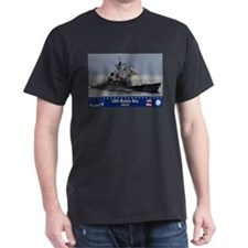 USS Mobile Bay CG-53 T-Shirt