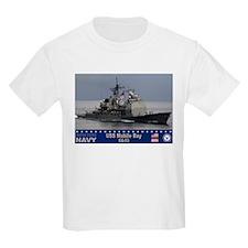 USS Mobile Bay CG-53 T-Shirt