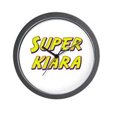 Super kiara Wall Clock