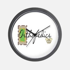 Physicians/Specialists Wall Clock