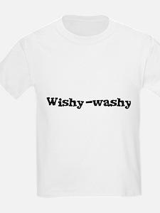 Wishy-washy Kids T-Shirt