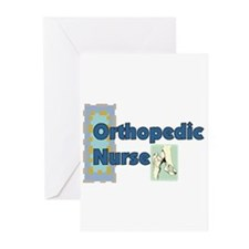 Orthopedic Nurse Greeting Cards (Pk of 10)