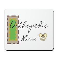 Orthopedic Nurse Mousepad