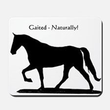 Gaited Horse Mousepad