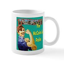 Tennessee for McCain & Palin! Mug