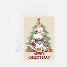 Country Christmas Greeting Cards (Pk of 20)