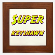 Super keyshawn Framed Tile