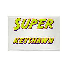 Super keyshawn Rectangle Magnet