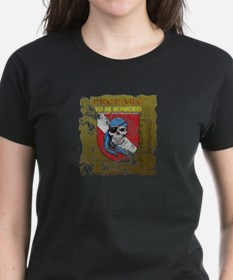 Boarded Pirate Tee