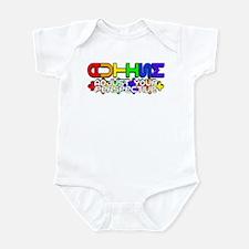 Adjust Your Perspective Infant Bodysuit